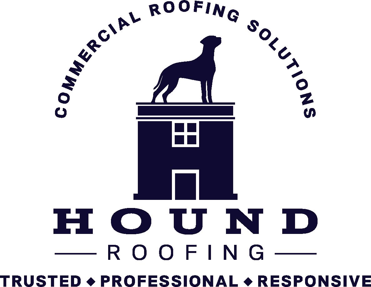 Hound Roofing Logo